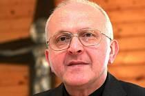 Biskup litoměřické diecéze Mons. Jan Baxant.