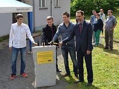 Ve Vratislavicích začala rekonstrukce staré sokolovny