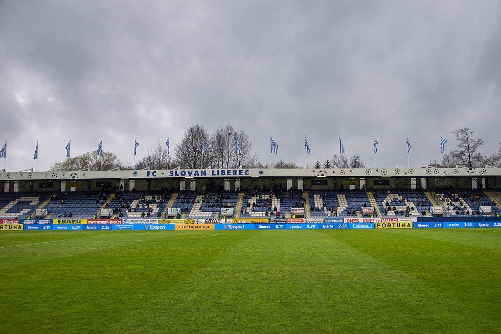 FC Slovan Liberec - AC Sparta Praha (30.kolo)  1:0I.poločas