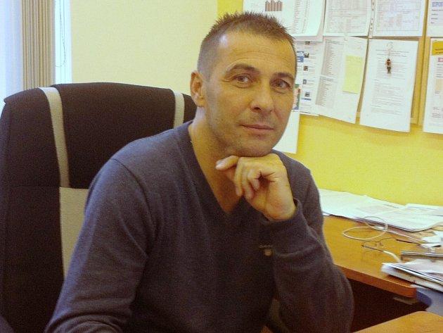 Ředitel divize Sever Jiří Michalec.