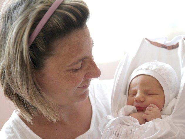 Mamince Kateřině Chudobové z Jičína se dne  17. července  narodil syn František Chudoba. Vážil  3,35 kg a měřil 50 cm.