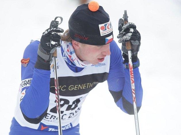 Jakub Gräf z Dukly Liberec.