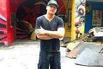 TOMÁŠ HÁJÍČEK z Backfist je synem frontmana z Krucipüsk. V Liberci chce otevřít nový rockový klub.