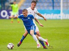 FC Slovan Liberec - FC Baník Ostrava 0:0.