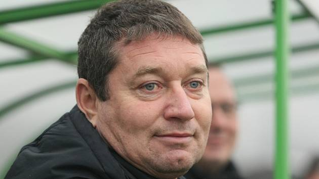 Trenér Petr Myslivec.