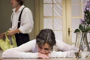 Divadelní hra Slečna Julie švédského spisovatele a dramatika Johana Augusta Strindberga je novou premiérou souboru činohry Divadla Františka X. Šaldy.