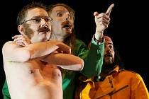 KOKKOLA. Ledová komedie v Malém divadle