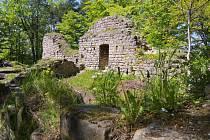 Tajemný hrad Zbiroh má svého Černého rytíře.
