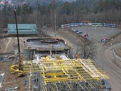 Nový vchod do Zoo Liberec