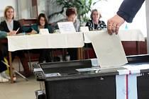Druhé kolo senátních voleb na Liberecku.
