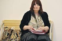 Okresní soud v Liberci se 5. dubna začal zabývat případem kyberšikany krajské předsedkyně KSČM Dany Lysákové (na snímku) prostřednictvím jejího falešného profilu na internetové sociální síti.