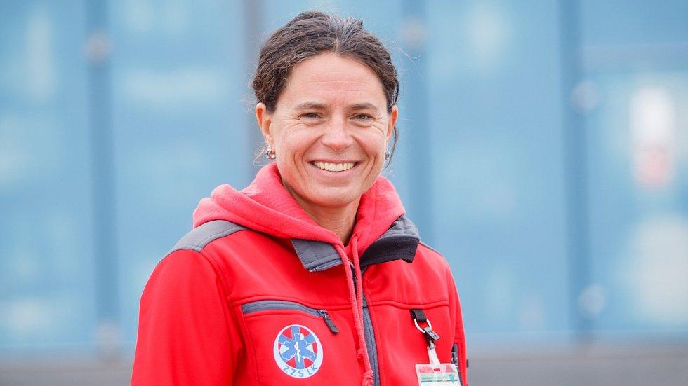 Kristina Höschlová.