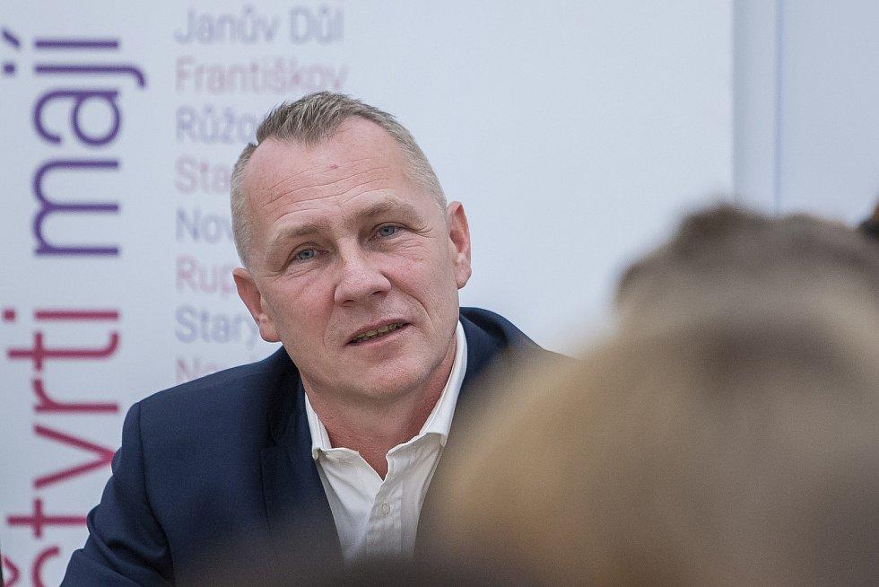 Liberecký radní z ODS Petr Židek