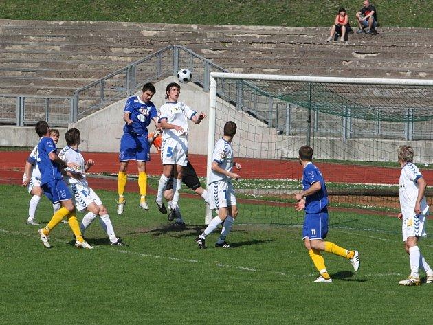 Liberec B – Vlašim 0:1 (0:1).