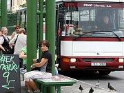 ČSAD Liberec. Ilustrační foto.