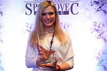 OBHÁJÍ? Sportovní královnou Libereckého kraje se v uplynulém ročníku prestižní ankety stala jablonecká biatlonistka Gabriela Soukalová.