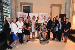 Držitelkou ocenění Žena regionu za Liberecký kraj se stala regionální podnikatelka a podporovatelka malých výrobců Kamila Dvořáková.