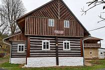 Beranův hostinec v Trávníčku na Českodubsku
