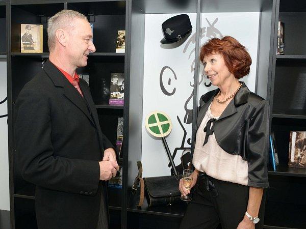 CENTRUM VLASTY BURIANA se slavnostně otevřelo 28.října 2015vLiberci.