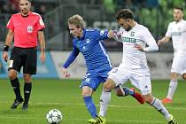 Slovan v dohrávce 8. kola první ligy jen remizoval v Karviné 0:0.