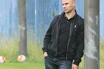 SPORTOVNÍ ŘEDITEL SLOVANU. Teď má řadu jednání s kluby ohledně příchodu vytipovaných hráčů do Slovanu.