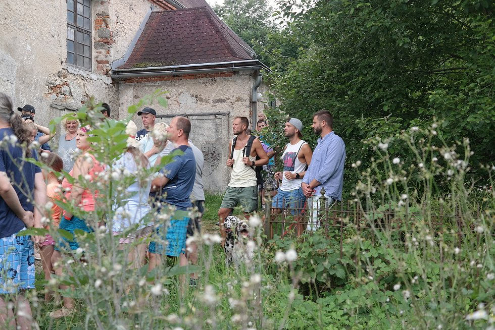 Svatoanenská pouť v Dolní Oldříši