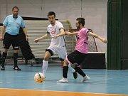 Liberec ve druhé lize futsalu porazil Malibu Mladá Boleslav.