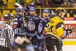 Hokejisté Liberce porazili v letošní sezoně Litvínov ve všech třech případech.