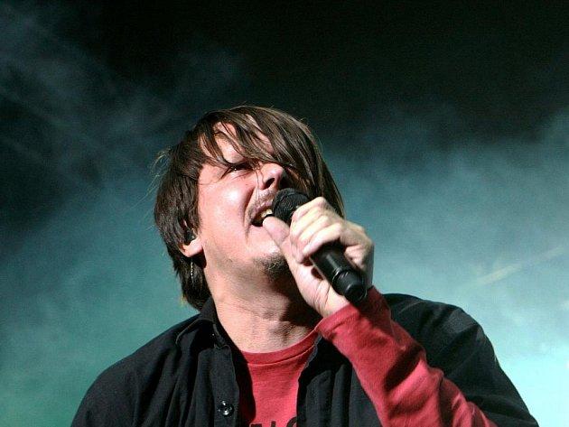 Frontman Michal Malátný.