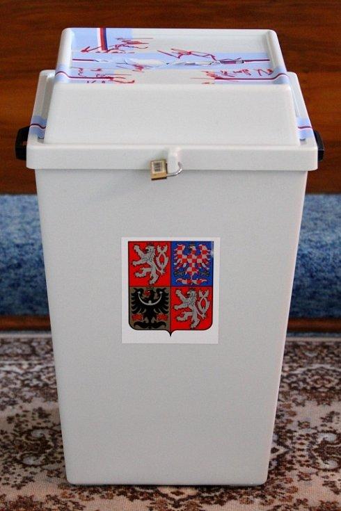 Sčítání volebních hlasů - Předčasné volby do PČR