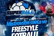 Liberec bude hostit Super ball 2015