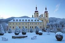 Večeře a ubytování pro dva v tomto ROMANTICKÉM  komplexu bývalého kláštera.