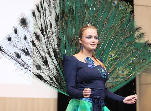 ODĚV ATEXTIL 2015.Druhý ročník soutěžní módní přehlídky Střední průmyslové školy textilní Liberec.