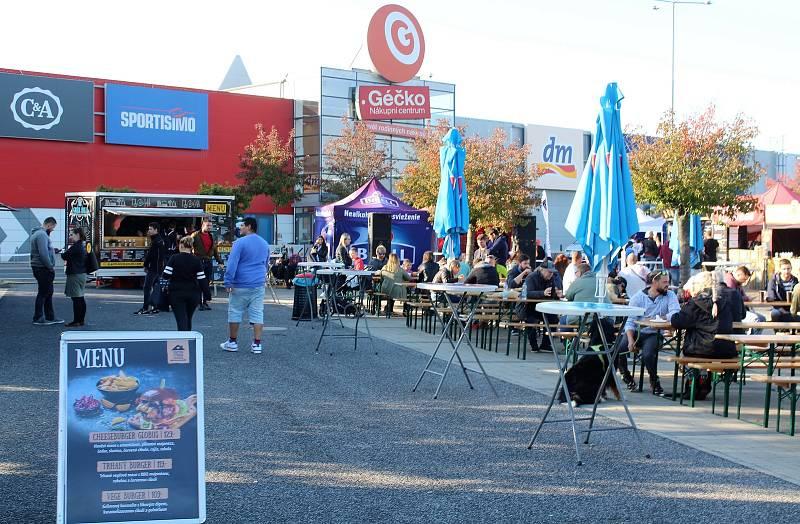 Burger Street Festival.