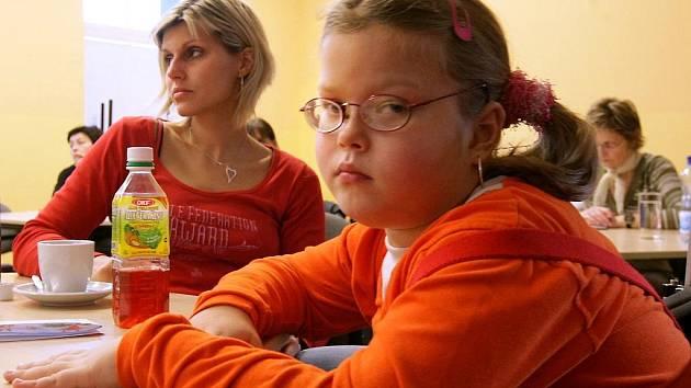 BESEDA. Ve velkém sále Spolkového domu besedovali o osobní asistenci dětem a mladistvým se zdravotním postižením. Přítomní měli možnost sdělit spokojenost či výtky a najít společné řešení.
