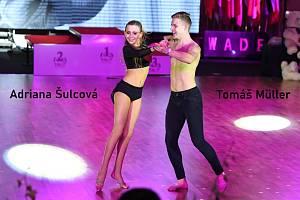 Turnovská Taneční a pohybová škola ILMA slavila na ME úspěchy.