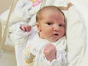 SOFIE ĎUĎOVÁ  Narodila se 22. ledna v liberecké porodnici mamince Kristýně Ademiové z Hejnic.  Vážila 2,85 kg a měřila 48 cm.