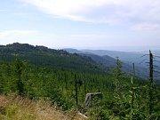 Jaromír Šrejma: z cesty okolo Smědavské hory
