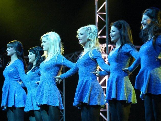 Taneční show Lord of the Dance