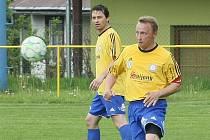 Kanonýr Pišta Mihálik z Pěnčína nastřílel v okresním přeboru z celkových 112 gólů téměř polovinu - 54!