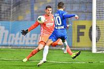 Fotbalisté Liberce porazili v loňské sezoně doma Zlín vysoko 5:0.