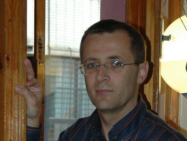 Prezident OV MS 2009 Roman Kumpošt.