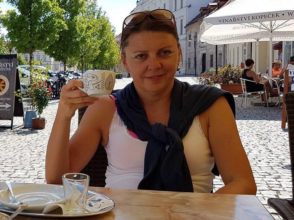 Markéta Pechová.