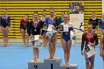 MČR sportovní gymnastiky bylo úspěšné!