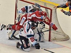 Hokejisté Liberce nebodovali ani v Třinci.