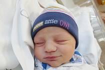 BARNABÁŠ KONVALINKA Narodil se 15. srpna v liberecké porodnici mamince Radce Konvalinkové z Liberce. Vážil 3,12 kg a měřil 51 cm.