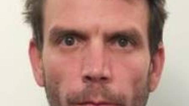ANDREJEV DANIEL - hledaný muž, který uprchl z věznice.