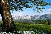 Martin Reinhardt: Květnový sníh nad Hejnicemi