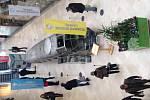 Unikátní výstava, která ukazuje historii dopravních prostředků a textilu ve městě a okolí.