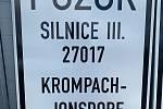 Hraniční přechod v Krompachu se uzavřel.